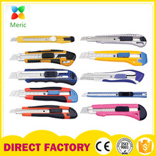 Promotional gift cheap utility cutter knife