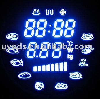 Customized 7 Segment LED display-digital diodes