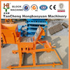 price concrete block machine in canada QMR2-40 manual hess block making machine/low cost hollow block machine