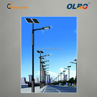 high mast lighting led solar street light 70w with 2pcs*12V120AH battery