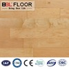 BBL Natural color Solid russian white oak hard wood flooring