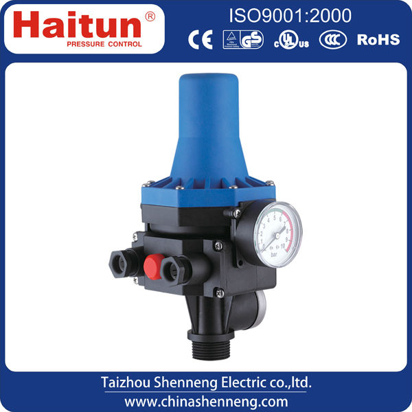 automatic pressure control switch for water pump