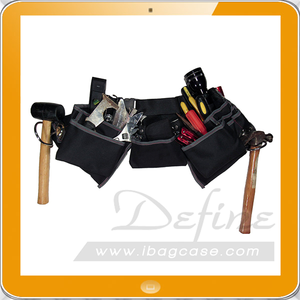 Popular waterproof adjustable carpenter tool belt