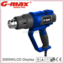 G-max 2000W Professional Hot Air Gun With LCD Digital Display GT19121