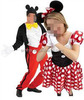 Mickey and Minnie Mouse Couple Costume Moscot Costume 2 person costumes CM-1674