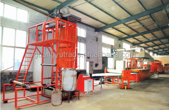 Heat Conducting Oil ,coal,pet coke Cooling Pad Making Machines