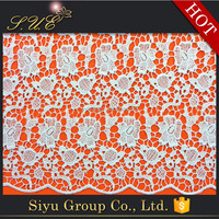 Women dresses 2016 Design Fashion styles African Guipure Lace Fabric