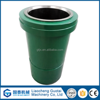 Factory supply API certified mud pump high chrome liners