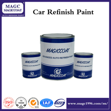 1K Blue-Green Types Of Automotive Paint Aingle Stage Auto Paint Colors
