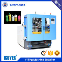 Quality Assurance 1 Year Warranty Glass Blow Molding Machine 50ml to 1L