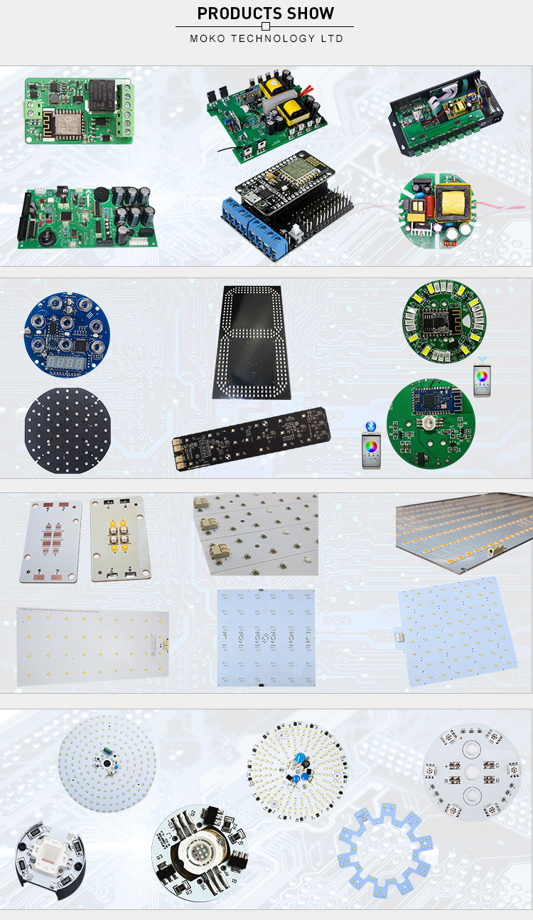 Direct to AC220V/110V Integrated LED PCB With CE Rohs Certification 5Years Warranty