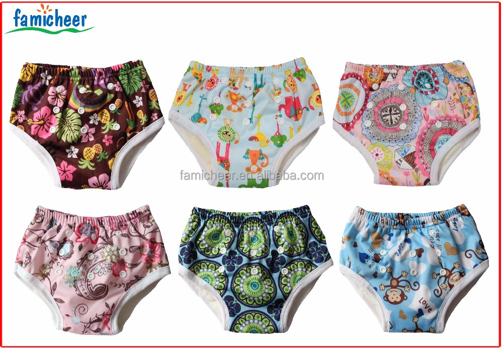 famicheer diaper one size fit all training pants