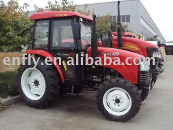 Hot sale! cheap ENFLY tractor DQ404 40hp 4WD farm tractor, wheel tractor, agricultural tractor