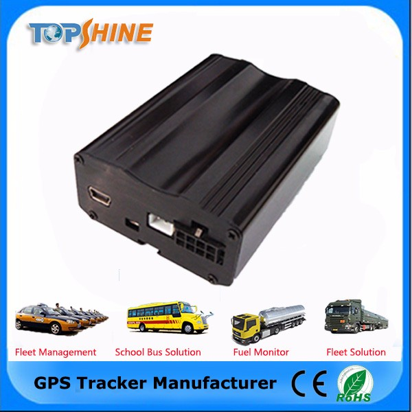 Vehicle tracking device Fleet Management GPS tracker real time gps tracking systems