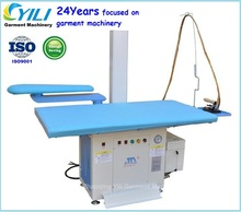 Commercial automatic steam ironing machine/Automatic garment ironing presser with boiler