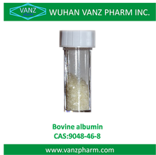 CAS 9048-46-8 Bovine Serum Albumin in Stock