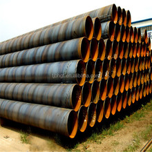 Anti-corrosion spiral weld pipe/blank well caisng pipe for drilling pipe(China manufacture)