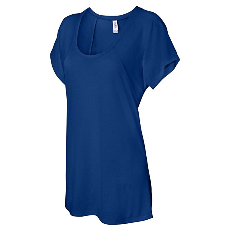 Wholesale Women's Cotton V-neck T Shirt