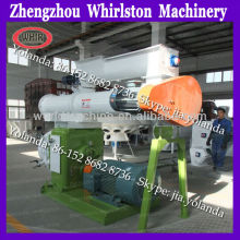 CE ring die poultry pellet machine/ cow food pellet extruding machine