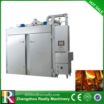 Cooking drying smoking function meat smoke oven fish smoke for Oven temperature for fish