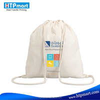 Promotional Draw String Bag Polyester Canvas