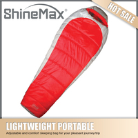 customized multifunctional mummy sleeping bag for camping