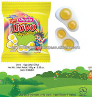 Uovo Egg Jelly - Halal Jelly - Best Quality Jelly Available for Candy Importers