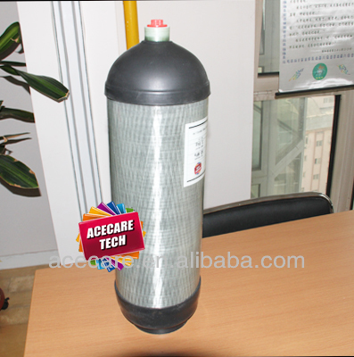 New Composite gas cylinder with top quality, Firefighting cylinder, Composite cylinder