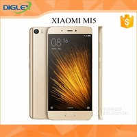 2016 Original Xiaomi Mi5 Mi 5 5.15inch Quad Core Qualcomm Snapdragon820 1920X1080 Curved screen 3GB/32GB MIUI 7 Mobile Phones