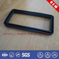 Plastic quad-ring seal with high quality