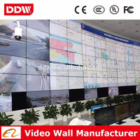 Shopping mall 47inch original LG panel seamless multi displays led advertising board