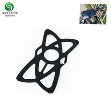 Bike Mobile Phone Security Rubber Bands Grips Replacement Rubber Silicone Straps for Universal Bike
