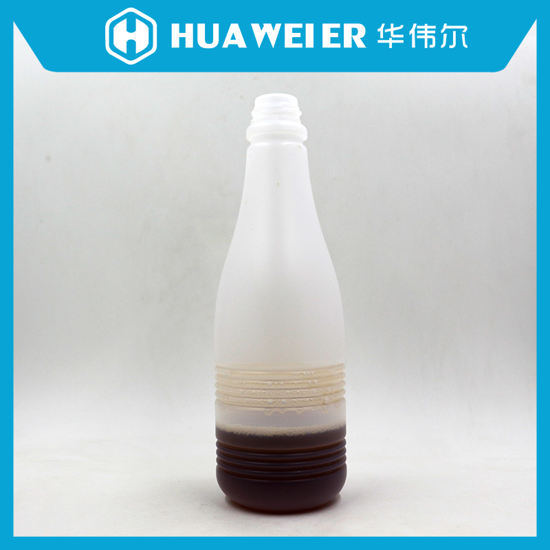 1.25L HDPE bulk milk drinking juicing large capacity ball shape plastic bottles
