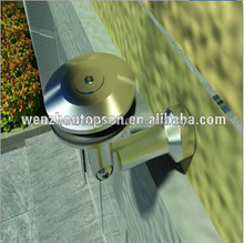 SS304 glass canopy bracket system
