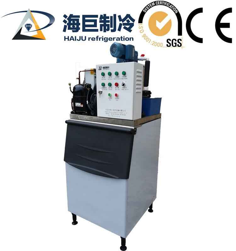 2018 New Supermarket Use Flake Ice Machine |ice making machine