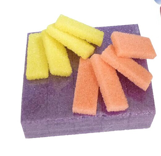 Foot care cleaning tools nail art foot file manicure callus remover pumice stone