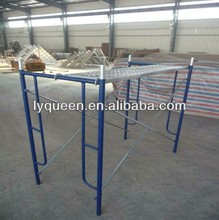 Construction High Strength Shoring H Frame Steel Scaffolding Part