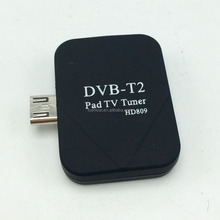 DVB-T2 android TV tuner/ Pad TV receive mini USB dvb-t android phone
