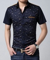 2013 New design mens solid color tailored slim fit shirt