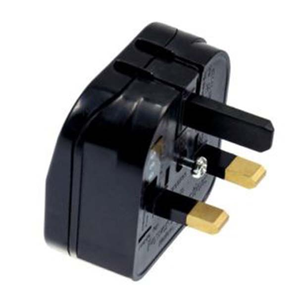 China factory price high quality 250V 13A Eu to Uk plug adapter Schuko European plug adapter