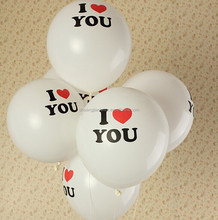 printed style rubber balloon for event decoration