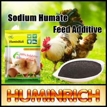 Huminrich Promote Chicken Growth And Prevent Disease Sodium Humate Poultry Feed For Sale