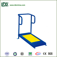 Outdoor fitness equipment easy installment hot sale treadmill prices