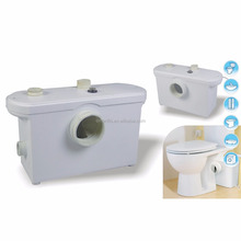 toilet macerator sewage pumps white for plumbing in bathroom
