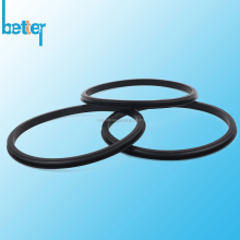 Mechanical Silicone Rubber Double Lip Rotary Shaft Oil Seal