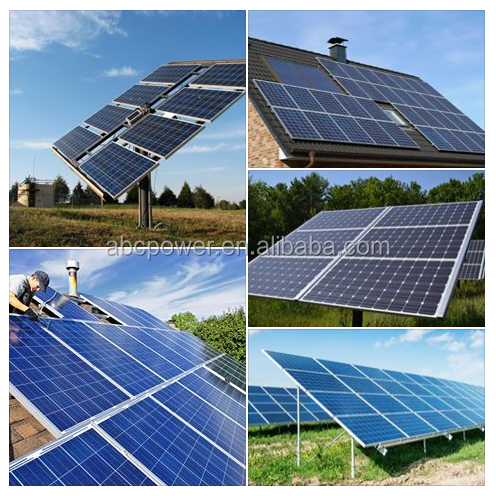solar systerm easy install Solar Panel power system for fridge home use good price 3kw solar energy system 1KW 2KW 3KW 5KW
