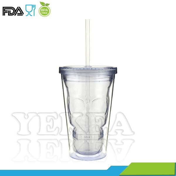 New arrival !!16oz double wall acrylic tumbler with removable insert wholesale