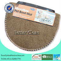 Washable pet mat for dog