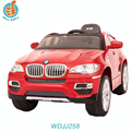 WDJJ258 New licensed CE model baby remote control ride on car with music and led lights