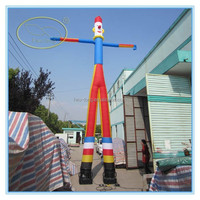 Hot sale inflatable mini air dancer inflatable air dancer for advertising
